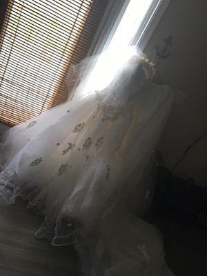 My fair bride by impressions wedding dress for Sale in Parkland, FL