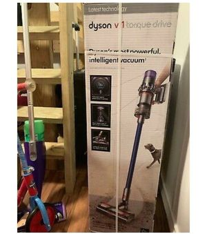 Dyson V11 Torque Drive Cordless Vacuum BRAND NEW IN UNOPENED B OX!! for Sale in Seattle, WA