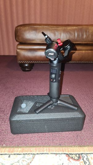 Zhiyun Crane M2 3 Axis Gimbal Stabilizer for Sale in Portsmouth, VA