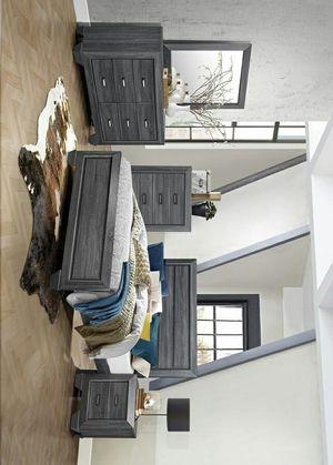 Nampa Gray Queen Panel Bedroom Set |ask king size bedroom set juego de dormitorio for Sale in Fort Worth, TX