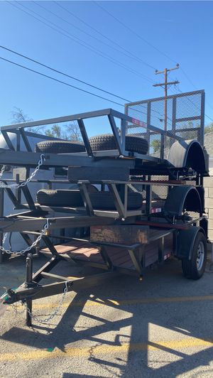 5x8x1 UTILITY TRAILER for Sale in Industry, CA