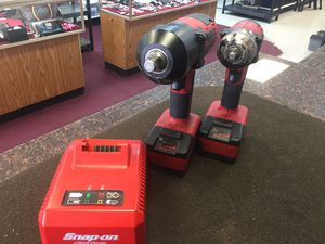 Snap on impacts for Sale in Austin, TX