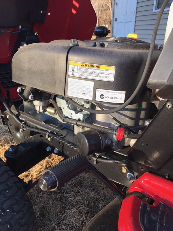 Huskee LT42 Riding Mower for Sale in PA, US - OfferUp