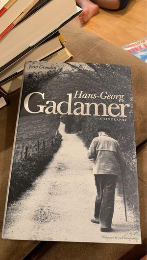 Hans- georg Gadamer for Sale in Springfield, VA