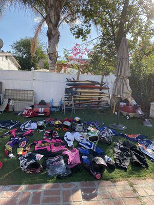 Dirt bike gear for Sale in Los Angeles, CA
