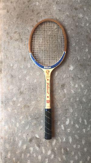 Wilson Mary Hardwick Valiant Tennis Racket for Sale in Barrington, IL