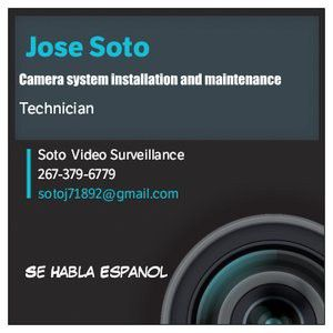 Security camera system for Sale in Philadelphia, PA