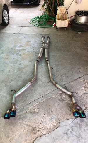 Genesis coupe exhaust for Sale in Anaheim, CA