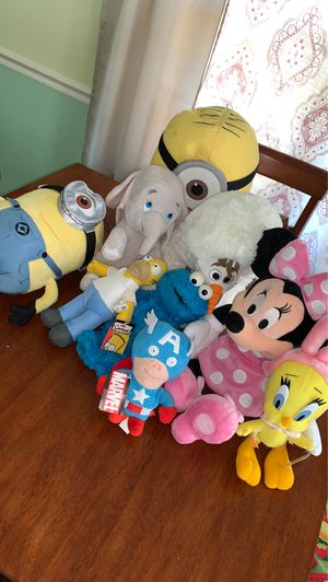 Collectible plush toy for Sale in Smyrna, GA