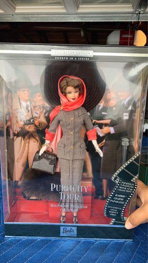 2000 Publicity Tour Barbie for Sale in Garden Grove, CA