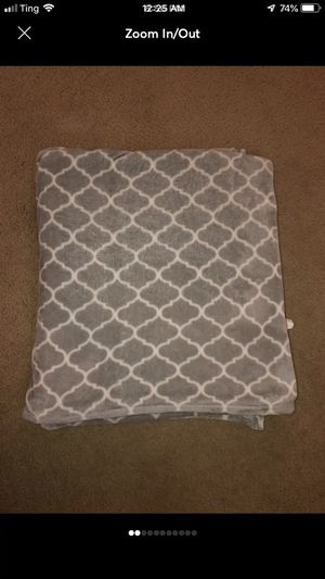 Extra Large Throw Blanket for Sale in King of Prussia, PA