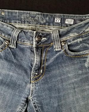 Miss Me Jean's open boot cut Size 27 for Sale in Houston, TX