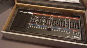 Roland boutique synthesizer Ju-06 for Sale in Denver, CO