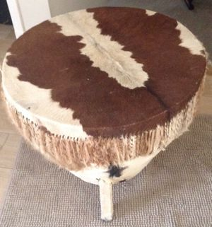 Authentic Animal Hide very Rare Drum for Sale in Lutherville-Timonium, MD