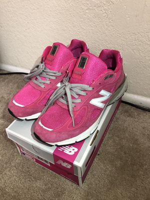 New Balance hot pink breast cancer awareness edition for Sale in Silver Spring, MD