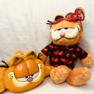 Garfield Collectable Beenie Toys for Sale in New Port Richey, FL
