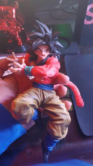 Dragon ball gt. Goku ssj4 statue. for Sale in Portland, OR