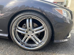 "22"" Mercedes Rims S550 CL550 2007 2008 2009 2010 2011 2012 2013 for Sale in SeaTac, WA"