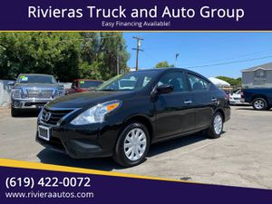 2019 Nissan Versa Sedan for Sale in Chula Vista, CA
