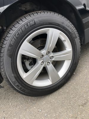 """19"""" OEM Range Rover Wheels and Tires for Sale in Mukilteo, WA"""