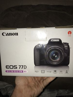 Canon eos 77d for Sale in North Fort Myers, FL
