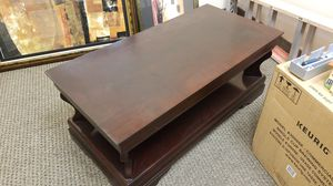 Wood Coffee Table for Sale in Mesa, AZ