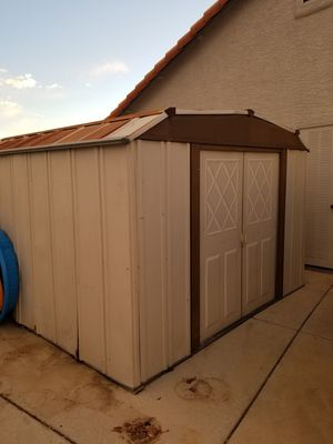 10 x 10 metal shed for Sale in Las Vegas, NV
