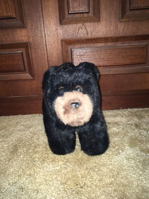 NWT Stuffed Bear Bank for Sale in Keller, TX