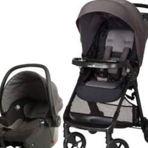 BRAND NEW Safety 1st Smooth Ride Travel System (Stroller+ OnBoard 35 LT Infant Car Seat) for Sale in Newport Beach, CA