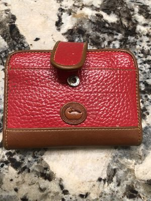 Vintage Dooney and Bourke Wallet for Sale in Sachse, TX