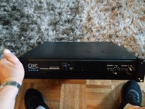 QSC amplifier for Sale, used for sale  Brooklyn, NY