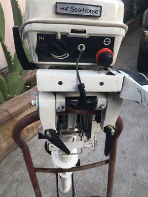 15hp Johnson 2 stroke for Sale in Oakland, CA