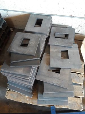 Heavy structural steel surplus material for sale.. for Sale in Hialeah, FL