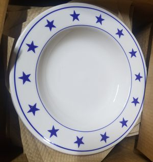 NEW HOMER LAUGHLIN PLATES,BOWLS & PLATTERS for Sale in Chicago, IL