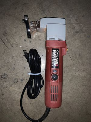 18 Gauge 3.5 Amp Heavy Duty Metal Shears for Sale in Cerritos, CA
