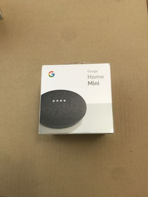 Google mini, charcoal, $15 for Sale in Alexandria, VA