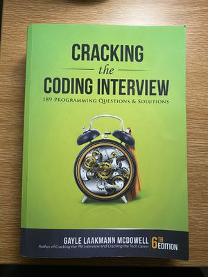 Cracking the coding interview for Sale in Fremont, CA