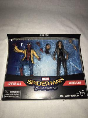 Marvel Legends MJ Mary Jane Spider-Man Homecoming Zendaya for Sale in Garden Grove, CA