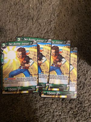 45 Dragonball Z Cards Bundle for Sale in Salem, OR