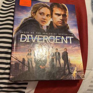 Divergent Dvd for Sale in Appomattox, VA