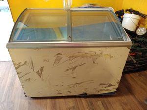 Freezer for ice cream storage for Sale in Salt Lake City, UT
