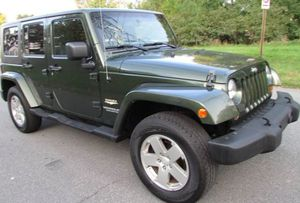 Pretty agreeable 2007 Jeep Wrangler Unlimited Sahara for Sale in Kirklyn, PA