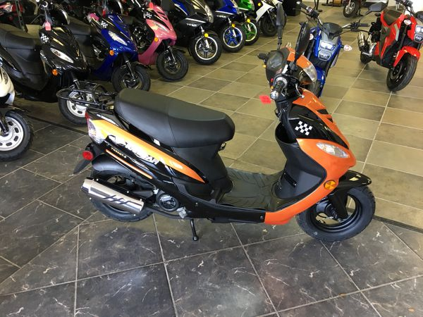 New 50cc Scooter Ice Bear Rocket SALE for Sale in Largo, FL - OfferUp