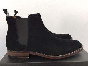 New Aldo Black Chelsea Boots Size 9 or 13 for Sale in La Habra, CA