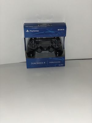 Brand New Black PS4 Dualshock 4 Wireless Controller for Sale in Lincoln, NE