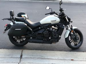 Looking for someone to takeover loan and payments for 2016 Kawasaki Vulcan for Sale in Escondido, CA