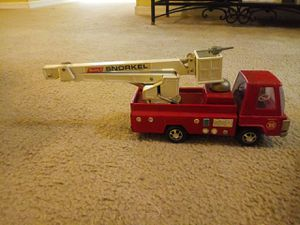 Vintage Buddy Snorkel fire truck for Sale in Kissimmee, FL