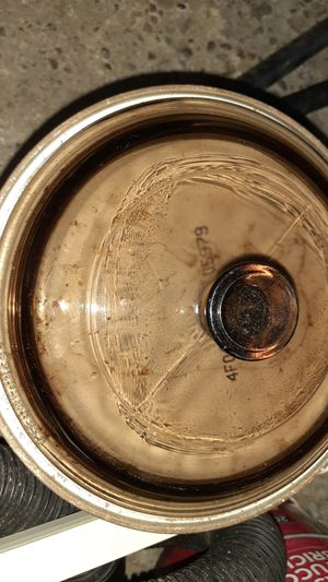 Vintage PYREX GLASS POT LID. for Sale in McKnight, PA