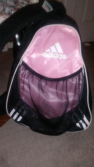 Adidas pink n black backpack for Sale in Las Vegas, NV
