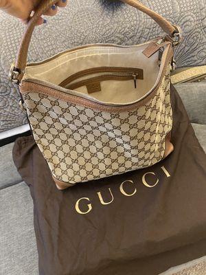 Gucci canvas hobo bag for Sale in Golden Oak, FL